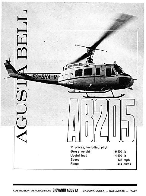 Agusta Bell AB205