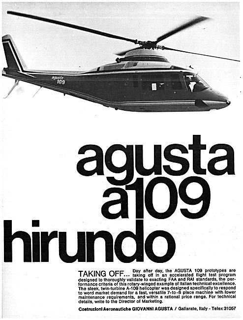 Agusta A109 Hirundo