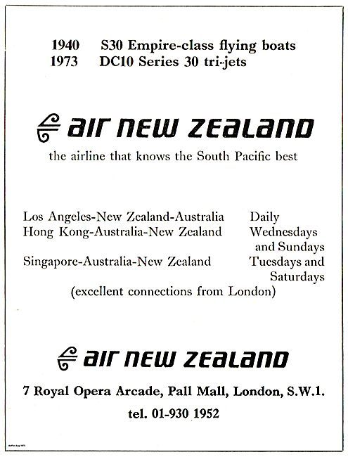Air New Zealand The Airline That Knows The South Pacific Best