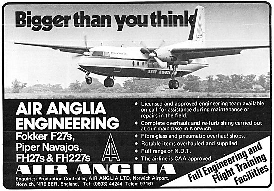 Air Anglia