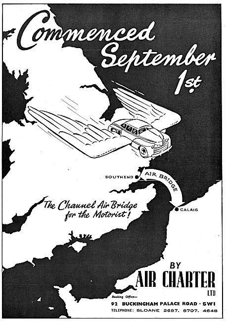 Air Charter Ltd - Channel Air Bridge