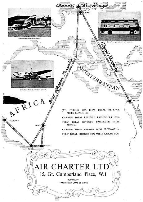 Air CharterAir Charter Ltd