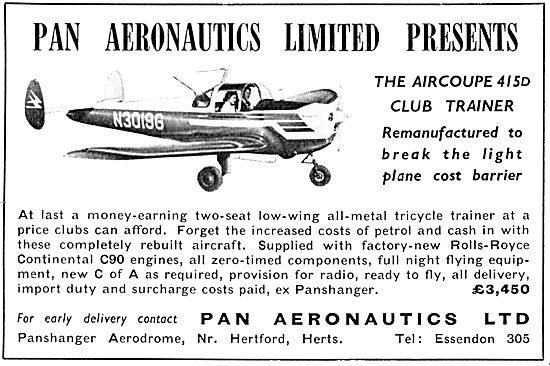AirCoupe 415D