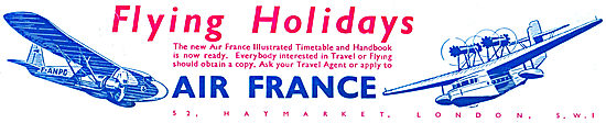 As Your Travel Agent About Flying Holidays With Air France
