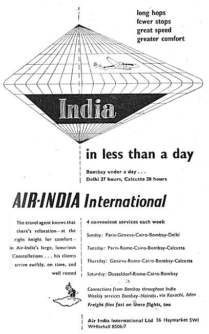 Air India 1953