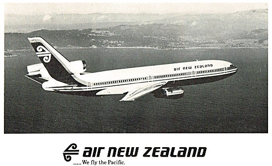 Air New Zealand - We Fly The Pacific
