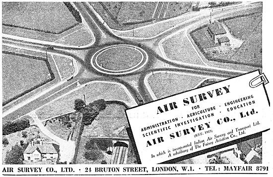 Air Survey Group Of Companies - Fairey Aerial Surveys