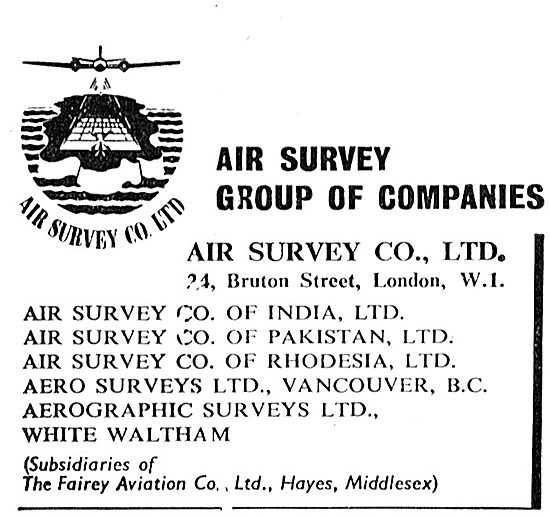 Air Survey Group Of Companies