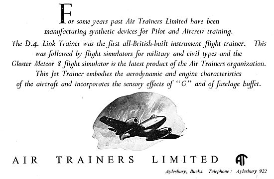 Air Trainers Flight Simulation - Meteor - Link