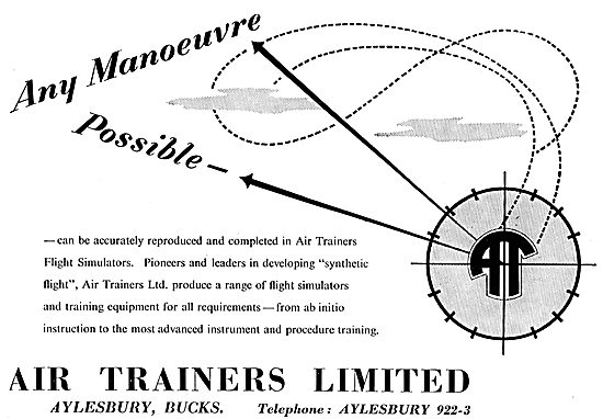 Air Trainers Flight Simulators