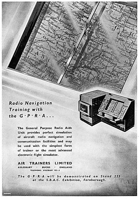 Air Trainers GPRA Radio Navigation Simulator