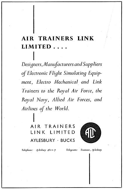 Air Trainers Link. Designers & Manufacturers Of Flight Simulators