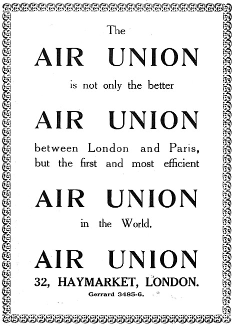 Air Union Airline