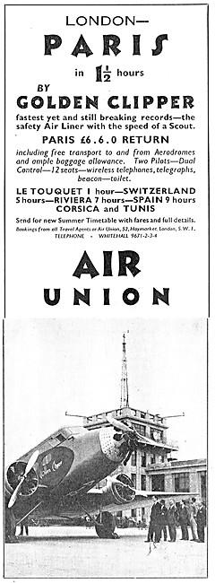 Air Union - Air Union Golden Clipper
