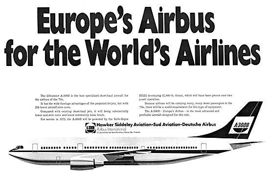 Airbus A-300B