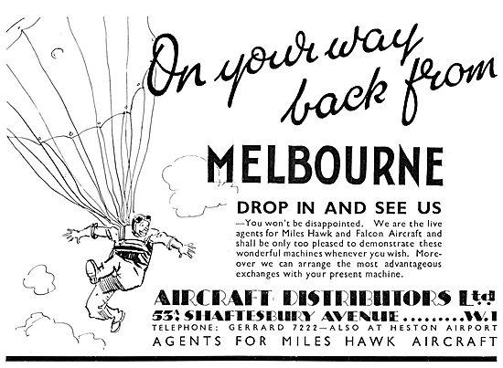 Aircraft Distributors Ltd