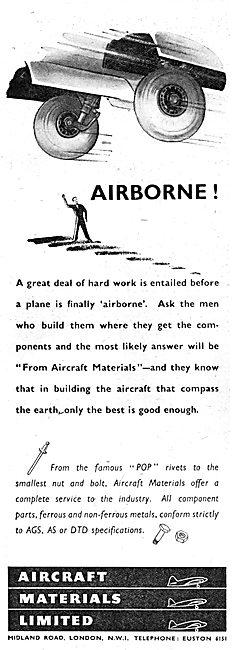 Aircraft Materials Ltd - AGS Parts