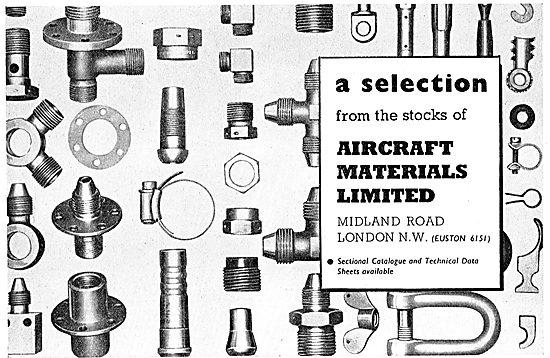 Aircraft Materials - AGS