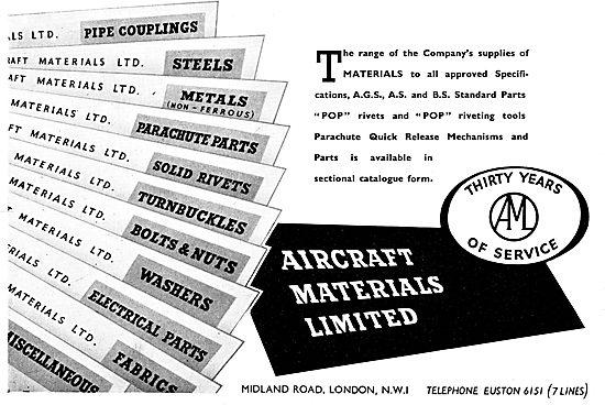 Aircraft Materials - AGS Parts