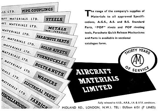 Aircraft Materials AGS