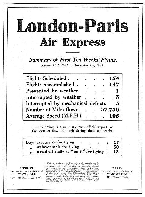 Aircraft Transport & Travel Ltd