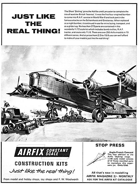 Airfix Short Stirling