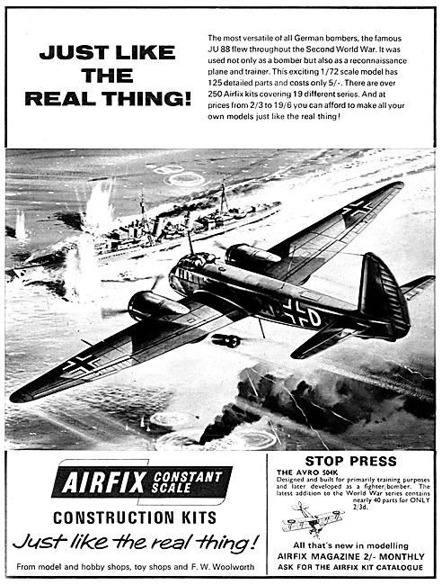 Airfix JU 88
