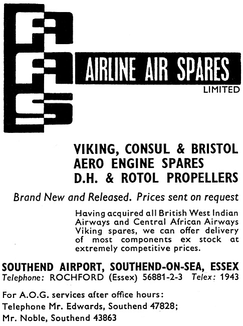 Airline Air Spares