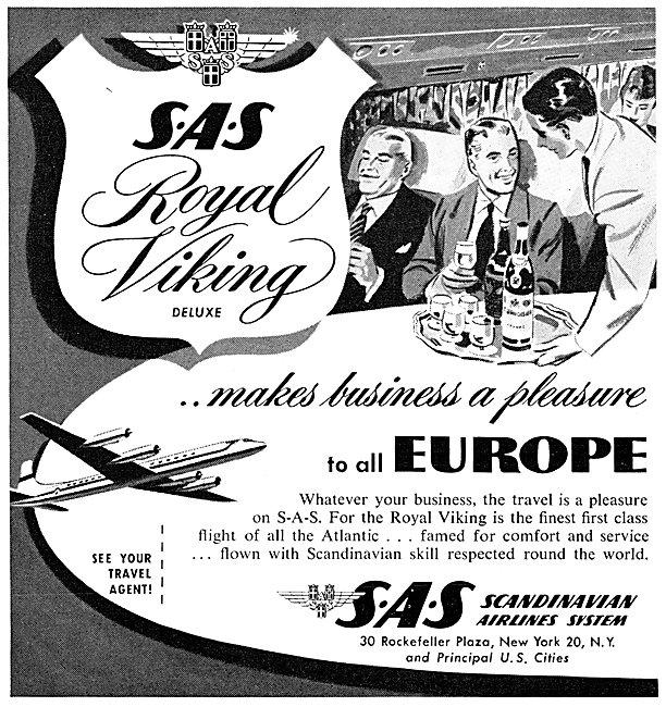 SAS Scandinavian Airlines System