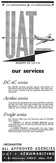 Aeromaritime U.A.T.