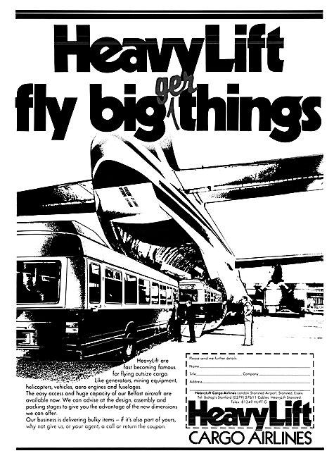 HeavyLift Cargo Airlines 1980