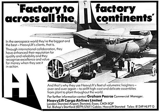 HeavyLift Cargo Airlines