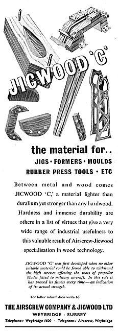 The Airscrew Company Jicwood C