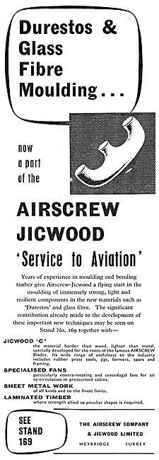 Airscrew Durestos Jicwood