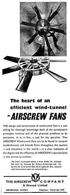 Airscrew Fans