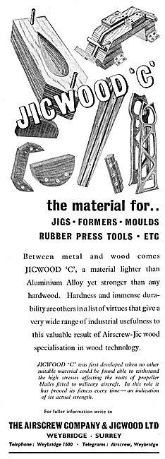 Airscrew Company - Jicwood C