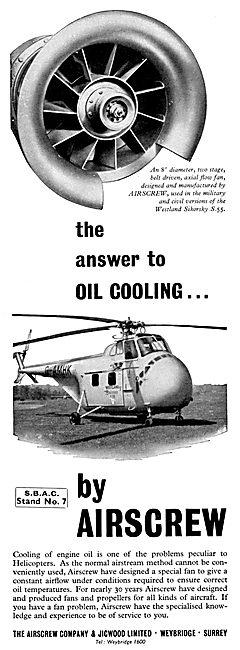 Airscrew Company & Jicwood  Propellers, Mouldings & Fans