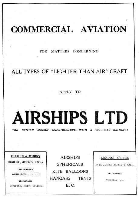Airships Ltd