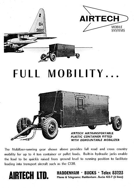 Airtech Ground Handling Equipment - 1965