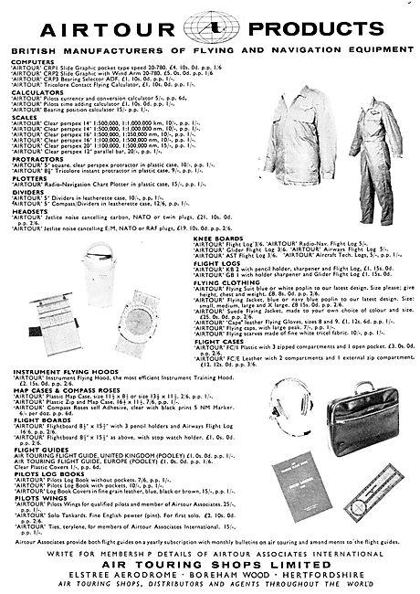 Airtour Pilot Supplies