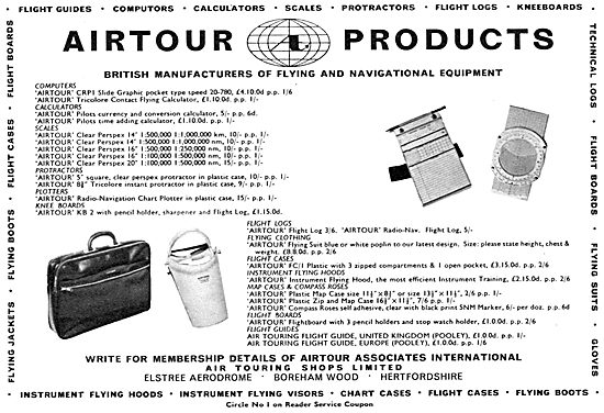 Airtour Pilot Supplies