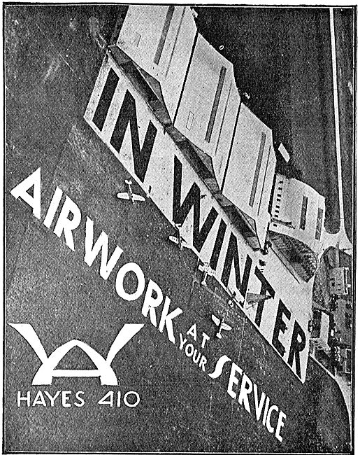 Airwork At Your Service - Heston