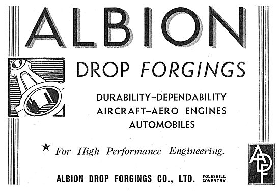 Albion Drop Forgings - Foleshill, Coventry