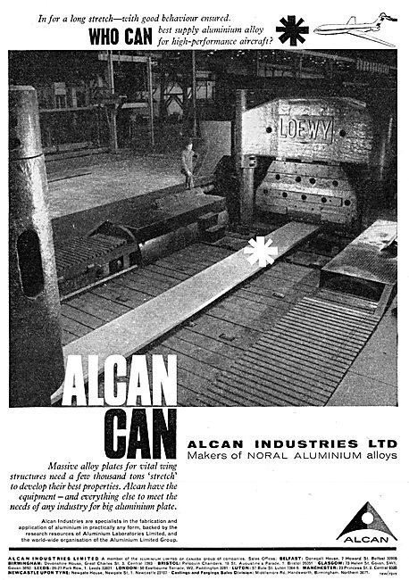 Alcan Industries - NORAL Aluminium Alloys