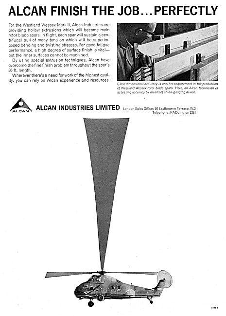 Alcan Industries - Aluminium Processes