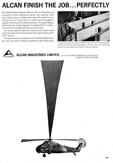 Alcan Industries Extrusions