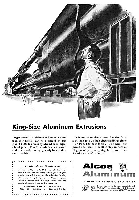 Alcoa International. Aluminium Processes