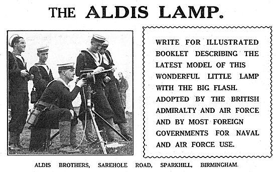 Aldis Lamp