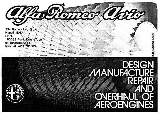 Alfa Romeo Aviazione