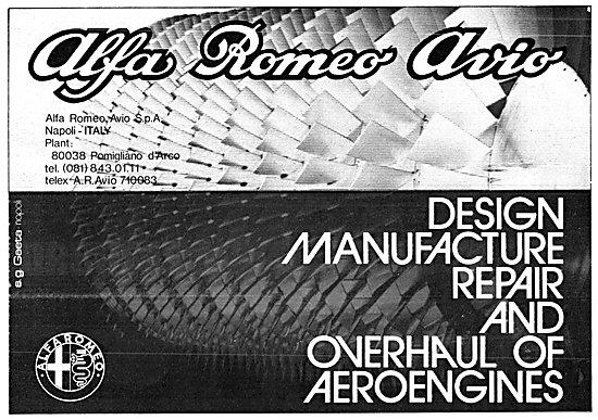 Alfa Romeo Aero Engines